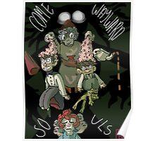 Come Wayward Souls Poster