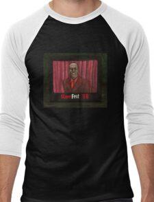 Homecoming - Mr. Trick - BtVS Men's Baseball ¾ T-Shirt