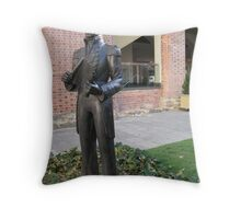 Captain James Stirling Throw Pillow