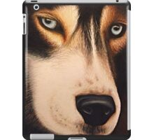 Wolf Portrait iPad Case/Skin