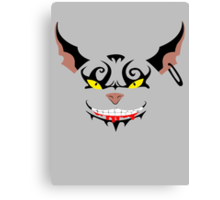 Alice Madness Returns - Cheshire Cat Canvas Print