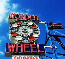 Wonder Wheel by AriaImages