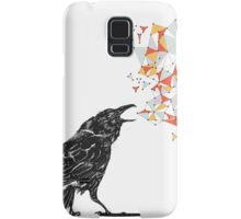 The Raven Samsung Galaxy Case/Skin