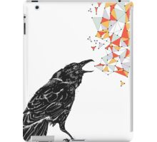 The Raven iPad Case/Skin