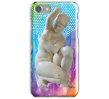 Rainbow Bath Show iPhone Case/Skin