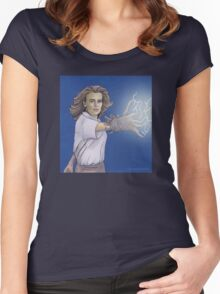 Revelations - Gwendolyn Post - BtVS Women's Fitted Scoop T-Shirt