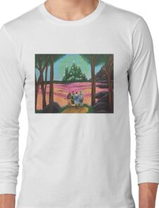 Off to see the wizard Long Sleeve T-Shirt