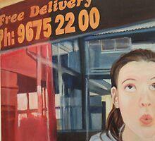 """Free Delivery"" by Bernadette Burke"