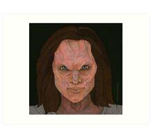 The Wish - Anyanka - BtVS Art Print