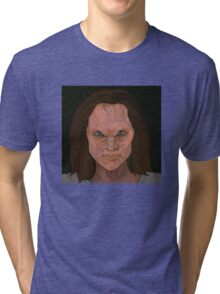 The Wish - Anyanka - BtVS Tri-blend T-Shirt