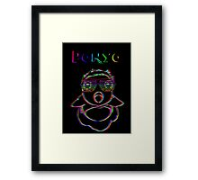 Electric Ponyo (Fish Form) (v2) Framed Print