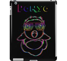 Electric Ponyo (Fish Form) (v2) iPad Case/Skin