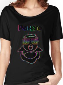 Electric Ponyo (Fish Form) (v2) Women's Relaxed Fit T-Shirt
