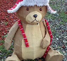 Teddy Bear by Laurie Puglia