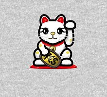 Maneki Neko - Money Cat - ¥€$ Mens V-Neck T-Shirt