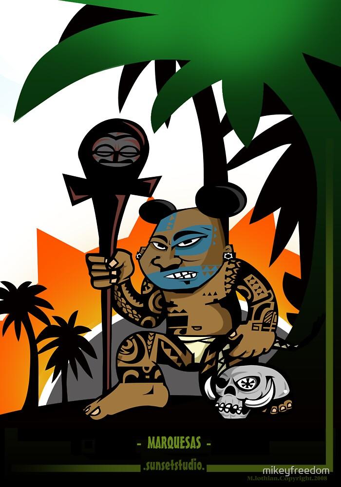 Marquesan Summer by mikeyfreedom