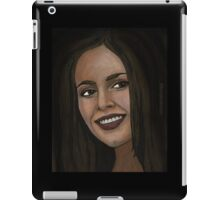 Consequences - Faith - BtVS iPad Case/Skin