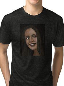 Consequences - Faith - BtVS Tri-blend T-Shirt