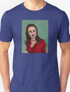 Enemies - Faith - BtVS Unisex T-Shirt