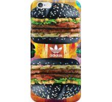 Health Goth Burger iPhone Case/Skin