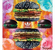 Health Goth Burger Photographic Print