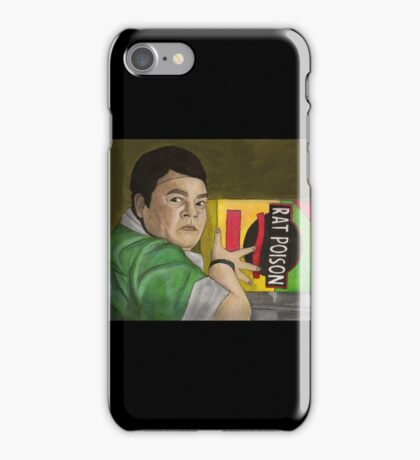Earshot - Lunch Lady - BtVS iPhone Case/Skin