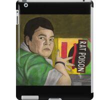 Earshot - Lunch Lady - BtVS iPad Case/Skin