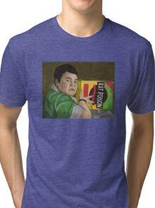 Earshot - Lunch Lady - BtVS Tri-blend T-Shirt