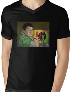 Earshot - Lunch Lady - BtVS Mens V-Neck T-Shirt