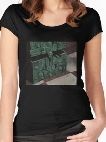 Choices - Box - BtVS Women's Fitted Scoop T-Shirt