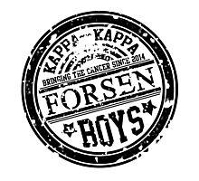 Forsen Boys  Photographic Print