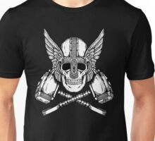 Thor Helmet and Hammers Unisex T-Shirt