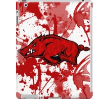 Go Razorbacks! iPad Case/Skin