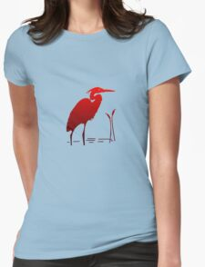Red Crane T-Shirt