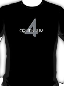 Continuum - Season 4 T-Shirt
