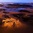 Castles made of sand.. by Chris Logue