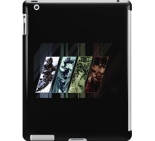 MGS Four Snakes iPad Case/Skin