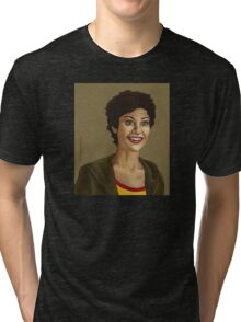 Living Conditions - Kathy Newman - BtVS Tri-blend T-Shirt