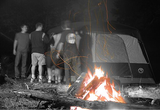 Campers by MMerritt