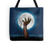Up from the Grave Tote Bag