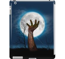 Up from the Grave iPad Case/Skin