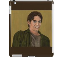 The Harsh Light of Day - Parker Abrams - BtVS iPad Case/Skin