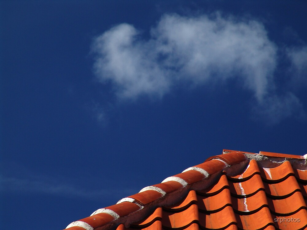 sunny roof under the sky by srphotos