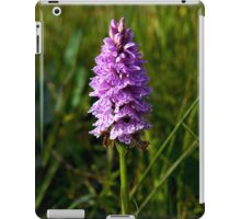 Spotted Orchid, Kilclooney, Donegal iPad Case/Skin