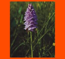 Spotted Orchid, Kilclooney, Donegal Kids Clothes