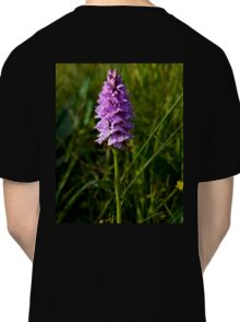 Spotted Orchid, Kilclooney, Donegal Classic T-Shirt