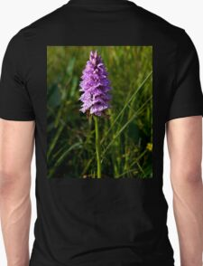 Spotted Orchid, Kilclooney, Donegal Unisex T-Shirt