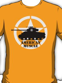 American Muscle WW2 T-Shirt