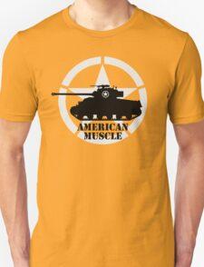 American Muscle WW2 Unisex T-Shirt