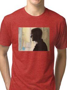 In the Dark - Spike - Angel Tri-blend T-Shirt